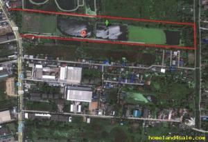 ที่ดิน 446000000 กรุงเทพมหานคร เขตมีนบุรี แสนแสบ