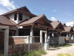 บ้านแฝดสองชั้น 0 ตรัง สิเกา บ่อหิน