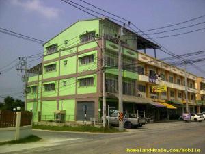 อาคารพาณิชย์ 12 ล้านบาท ชลบุรี เมืองชลบุรี บ้านปึก