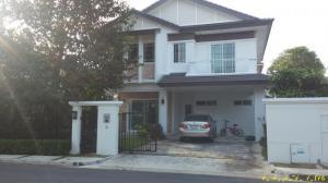 บ้านเดี่ยวสองชั้น 12500000 นครปฐม พุทธมณฑล ศาลายา