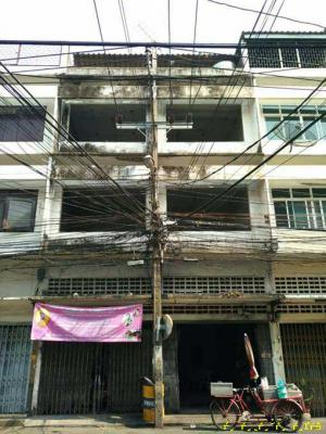 อาคารพาณิชย์ 7900000 กรุงเทพมหานคร เขตบางคอแหลม วัดพระยาไกร
