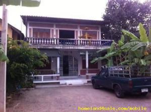 บ้านพร้อมที่ดิน 3.2ล้านบาท ราชบุรี ดำเนินสะดวก ดอนกรวย