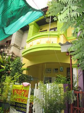ทาวน์เฮาส์ 950000 ปทุมธานี เมืองปทุมธานี บ้านฉาง