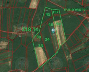 ที่ดิน 87200000 ระยอง บ้านค่าย หนองบัว