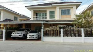 บ้านเดี่ยว 6500000 ชลบุรี เมืองชลบุรี หนองไม้แดง