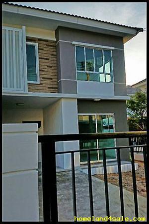 บ้านโครงการใหม่ 2420000 ชลบุรี ศรีราชา บางพระ