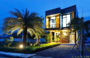 บ้านเดี่ยวสองชั้น 4500000 ชลบุรี เมืองชลบุรี บ้านปึก