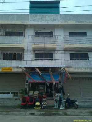 อาคารพาณิชย์ 4250000 ชลบุรี เมืองชลบุรี เสม็ด