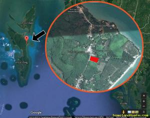 ที่ดิน 30000000 พังงา เกาะยาว เกาะยาวใหญ่