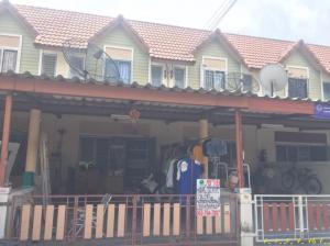 ทาวน์เฮาส์ 1350000 ชลบุรี เมืองชลบุรี นาป่า
