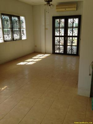 บ้านเดี่ยว 3,400,000 ปทุมธานี คลองหลวง คลองเจ็ด
