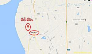ที่ดิน 5500000 ชลบุรี เมืองชลบุรี คลองตำหรุ