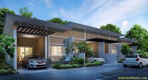 บ้านโครงการใหม่ จอง 1000  ชลบุรี ศรีราชา บ่อวิน