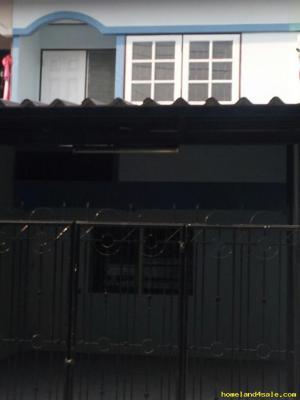 ทาวน์เฮาส์ 1450000 นนทบุรี บางใหญ่ เสาธงหิน