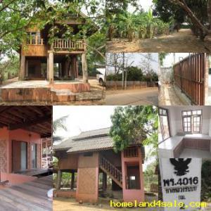 บ้านพร้อมที่ดิน 3500000 แพร่ เมืองแพร่ ป่าแมต