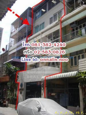 บ้านแฝดสองชั้น 28000000  กรุงเทพมหานคร เขตราชเทวี ถนนเพชรบุรี