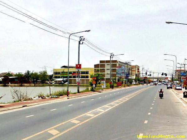 อาคารพาณิชย์ 5600000 นนทบุรี บางบัวทอง บางรักพัฒนา