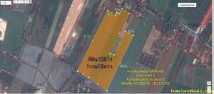 ที่ดิน 379015000 ปทุมธานี เมืองปทุมธานี บ้านฉาง