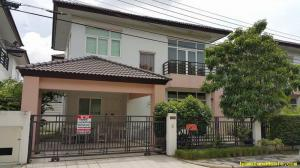 บ้านเดี่ยว 5850000 กรุงเทพมหานคร เขตสายไหม สายไหม