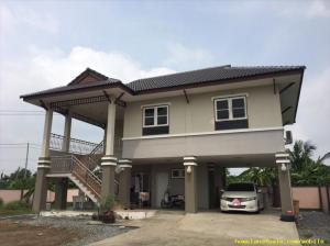 บ้านพร้อมที่ดิน 4,800,000 บาท นนทบุรี ไทรน้อย ไทรน้อย