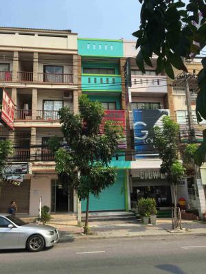 อาคารพาณิชย์ 25000 ชลบุรี เมืองชลบุรี แสนสุข