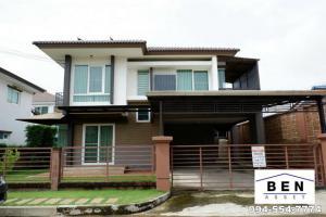บ้านเดี่ยว 5500000 ปทุมธานี ธัญบุรี ประชาธิปัตย์