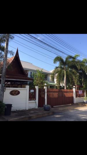 บ้านเดี่ยวสองชั้น 6500000 ชลบุรี เมืองชลบุรี เสม็ด
