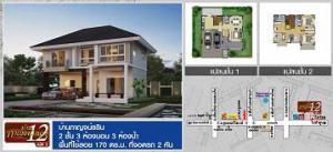 บ้านโครงการใหม่ 2943000 เชียงใหม่ สารภี ไชยสถาน