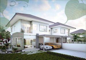 บ้านโครงการใหม่ เริ่มต้น 2.9 ฉะเชิงเทรา บ้านโพธิ์ คลองประเวศ
