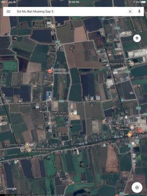 ที่ดิน 450000 นนทบุรี บางใหญ่ บ้านใหม่