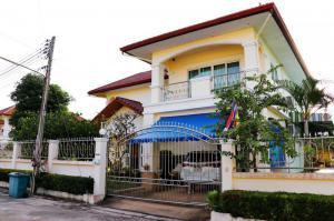 บ้านพร้อมที่ดิน 18500000 ชลบุรี บางละมุง โป่ง