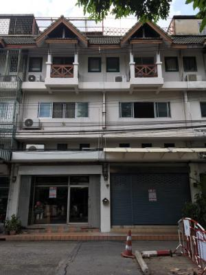 อาคารพาณิชย์ 8800000 นนทบุรี เมืองนนทบุรี บางกระสอ
