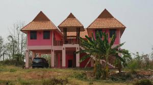 บ้านเดี่ยวสองชั้น 3.5 ล้าน พิษณุโลก ชาติตระการ ท่าสะแก
