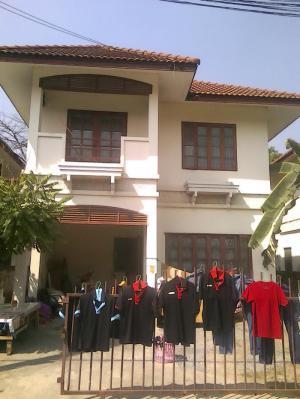 บ้านเดี่ยว 1300000 ปทุมธานี คลองหลวง คลองเจ็ด