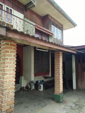 บ้านเดี่ยวสองชั้น 400,000 (ต่อรองได้) พะเยา ดอกคำใต้ ป่าซาง