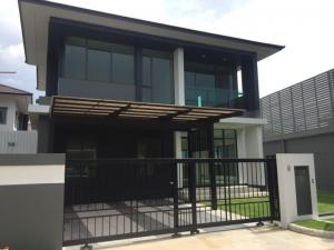 บ้านเดี่ยวสองชั้น 55000 กรุงเทพมหานคร เขตบางกะปิ หัวหมาก