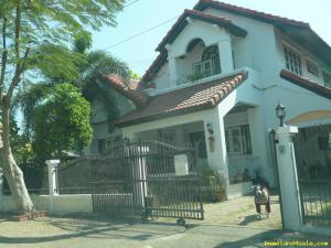 บ้านเดี่ยวสองชั้น 5,500,000 ชลบุรี เมืองชลบุรี แสนสุข