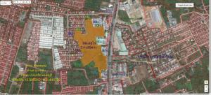 ที่ดิน 70000000 นนทบุรี ปากเกร็ด บางพลับ