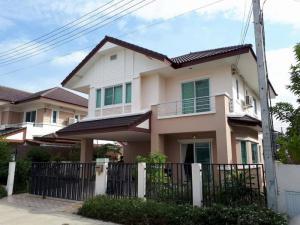 บ้านเดี่ยว 3900000 สุพรรณบุรี เมืองสุพรรณบุรี รั้วใหญ่