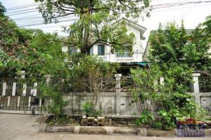 บ้านเดี่ยวสองชั้น 5500000 กรุงเทพมหานคร เขตคันนายาว คันนายาว