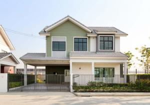 บ้านเดี่ยว 3590000 ปทุมธานี ลำลูกกา ลาดสวาย