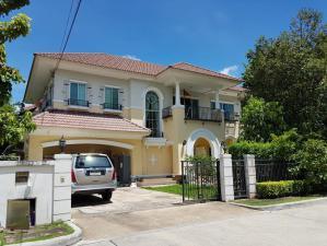 บ้านเดี่ยวสองชั้น  9,500,000 บาท กรุงเทพมหานคร เขตทวีวัฒนา ศาลาธรรมสพน์