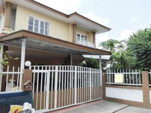 บ้านเดี่ยวสองชั้น 3,800,000 บาท นนทบุรี บางใหญ่ บางม่วง