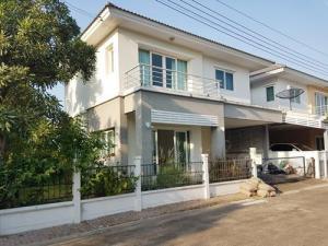บ้านแฝดสองชั้น  3,550,000 บาท นนทบุรี บางใหญ่ บางแม่นาง