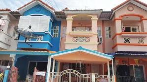 ทาวน์เฮาส์ 1390000 ปทุมธานี เมืองปทุมธานี บ้านกลาง
