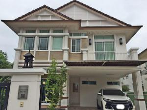 บ้านเดี่ยวสองชั้น 10500000 กรุงเทพมหานคร เขตทวีวัฒนา ศาลาธรรมสพน์