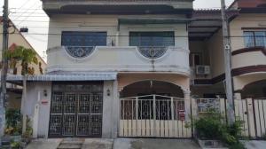 บ้านแฝดสองชั้น 2900000 กรุงเทพมหานคร เขตลาดกระบัง คลองสามประเวศ