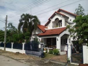 บ้านเดี่ยวสองชั้น 5,500,000 บาท ชลบุรี เมืองชลบุรี แสนสุข