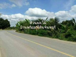 ที่ดิน 5685000 จันทบุรี โป่งน้ำร้อน เทพนิมิต