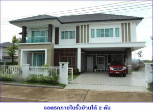 บ้านโครงการใหม่ 15,000,000.- เชียงราย เมืองเชียงราย ริมกก